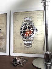 Aluminium Artworks - Historic Horological Art