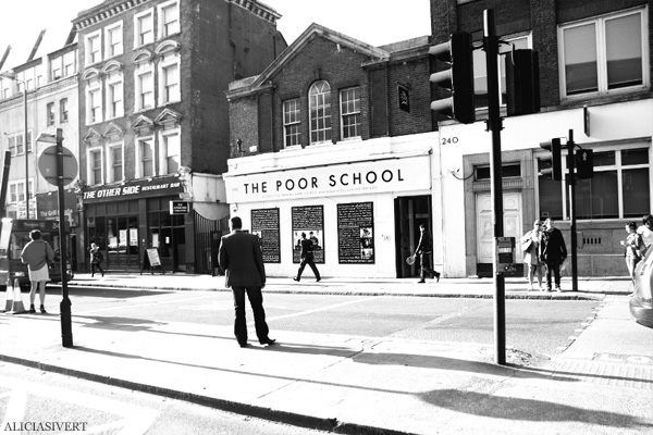 aliciasivert, alicia sivertsson, london, england, kings cross, the poor school
