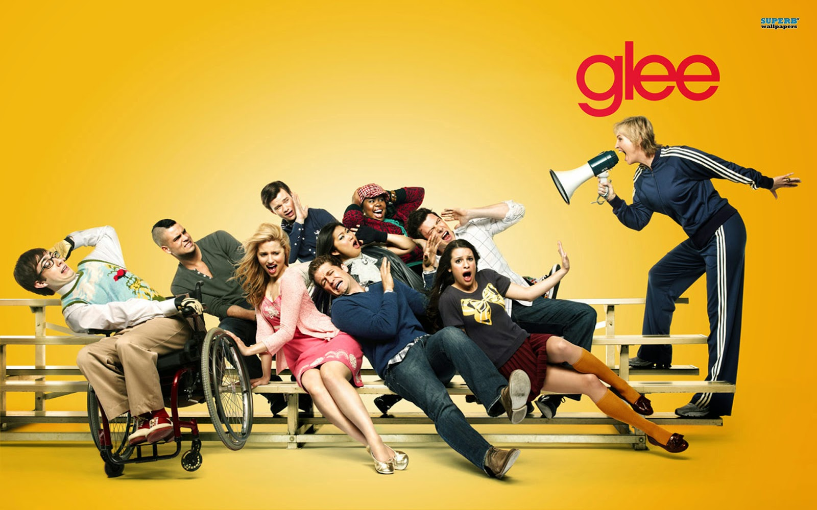 http://en.wikipedia.org/wiki/Glee_%28TV_series%29