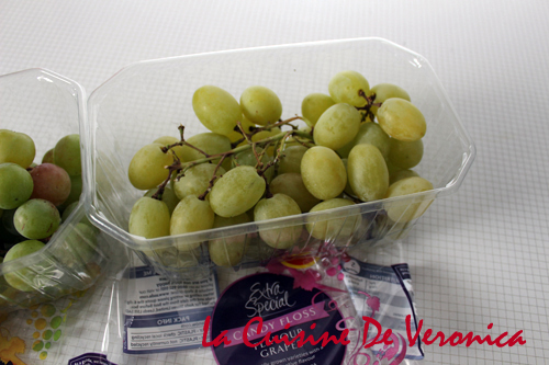 Candy Floss Flavour Grapes 棉花糖味提子 Cotton Candy Grapes