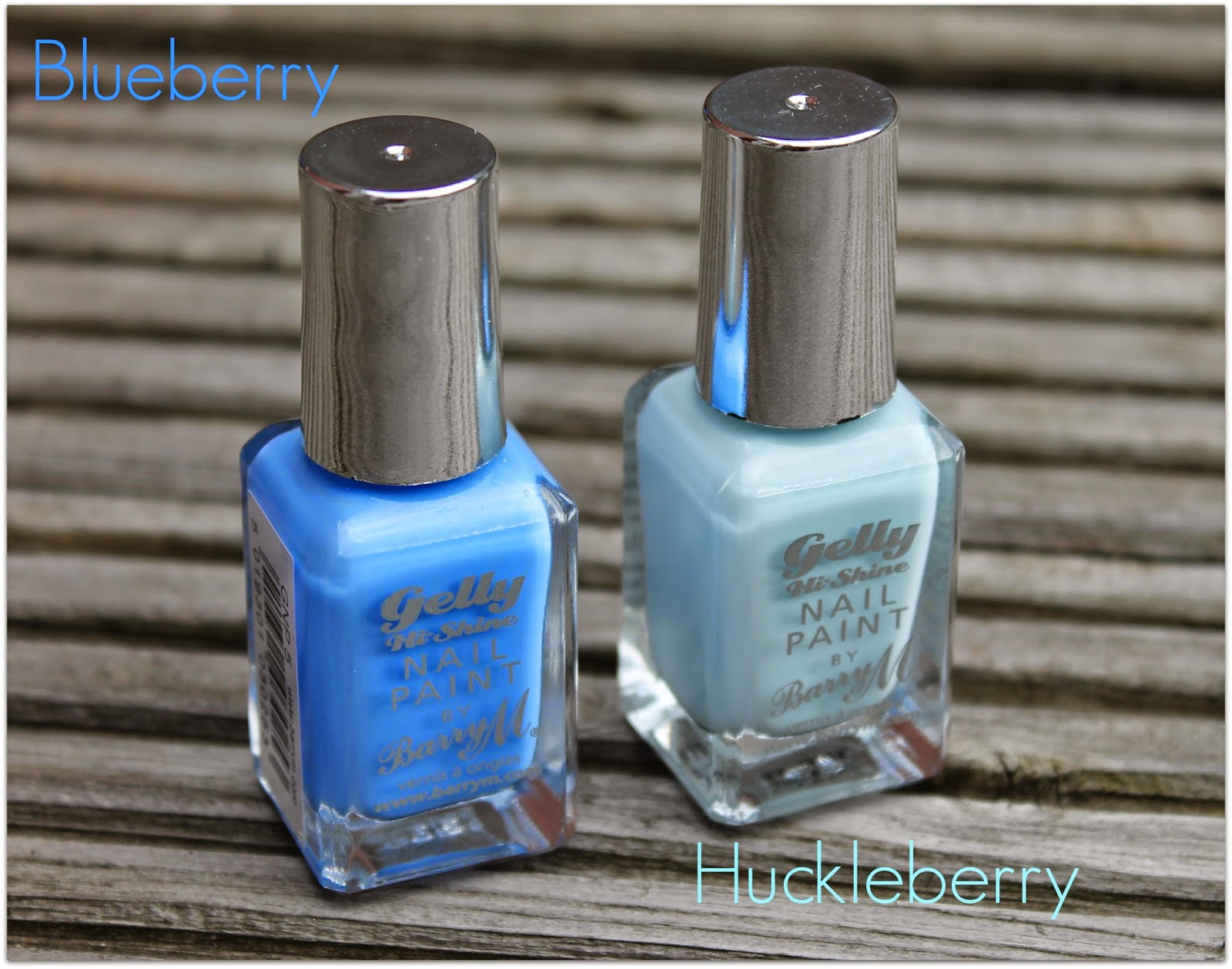 Barry M Gelly Hi-Shine Nail Paint