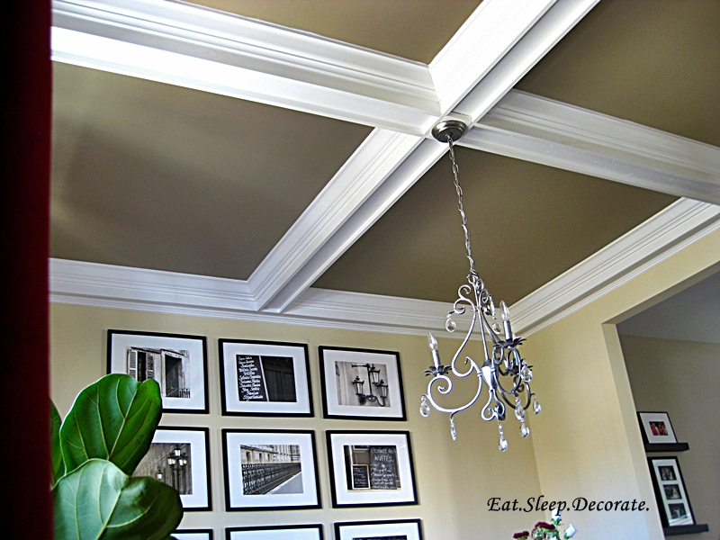 Decorate.: Adding Character To Your Home {Molding}