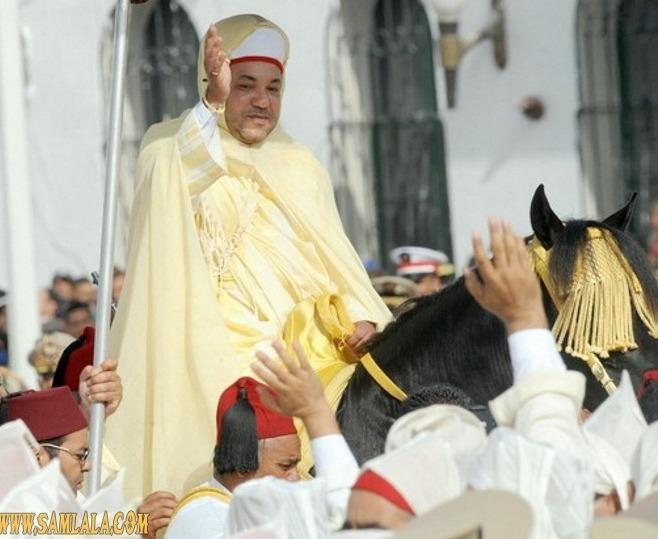 جلالة الملك محمد السادس حفظه الله