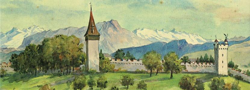 Nachtwächter Ralf - Stadtführungen in Luzern