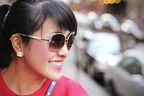 Aqua Fullerton Sunglasses