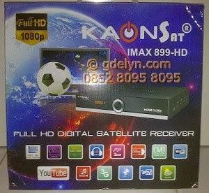 Jual Receiver HD,Kaonsat IMAX,receiver parabola