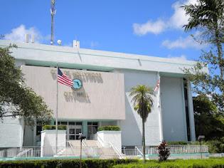 Hollywood City Hall, Hollywood, Florida