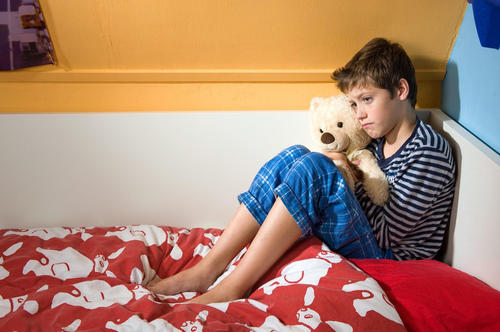Kids are special the misunderstood child - Pipi a letto da adulti ...