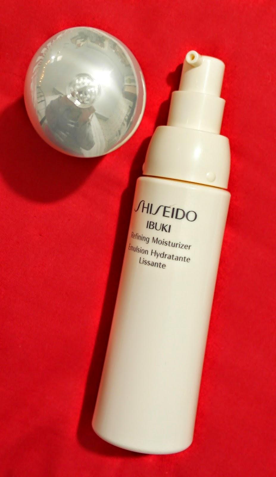 Shiseido IBUKI Refining Moisturizer / Yağlı Ciltler İçin Nemlendirici