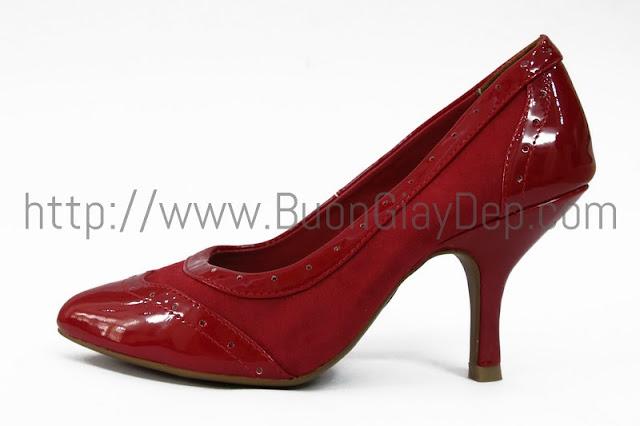 Chỗ bán sỉ giày dép nữ XK, giày cao gót Trafaluc