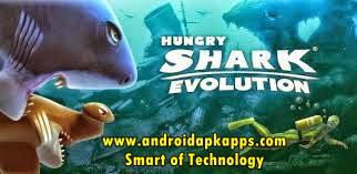 Hungry Shark Evolution v2.2.6 Mod Apk