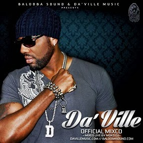 DA'VILLE OFFICIAL MIXCD 2014