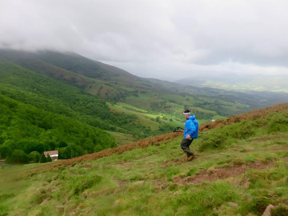 La grande del Pirineo Navarres-Frances