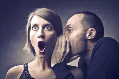 People Gossiping
