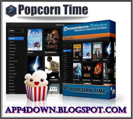 Popcorn Time Beta 3.3