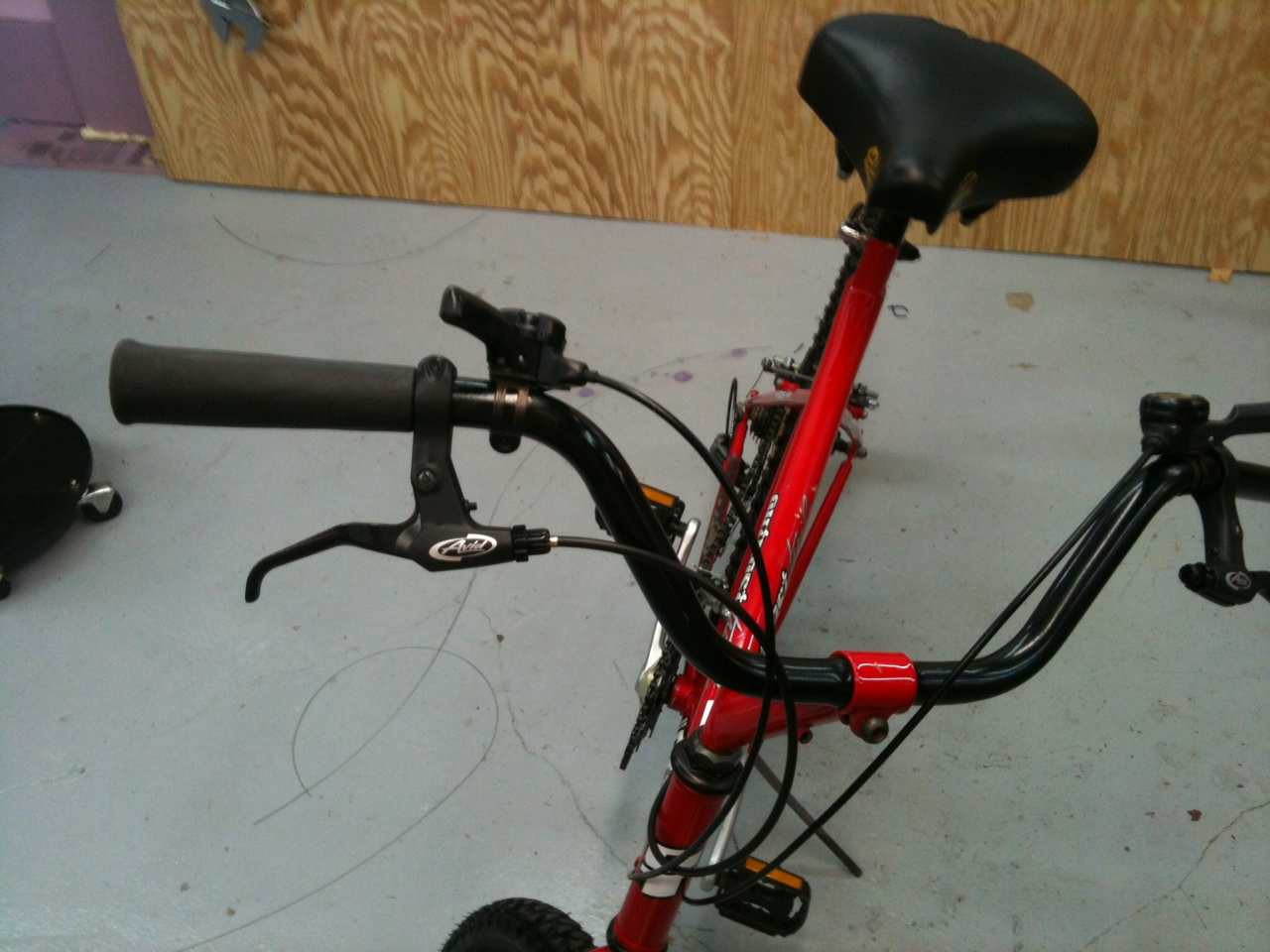 John S Bicycle Restorations Customer S 1990s Gt Outpost