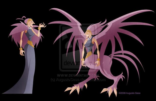 The harpy por AugustoSasa