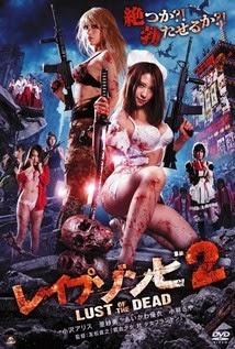 Rape Zombie: Luxúria dos Mortos 2 Legendado  2014