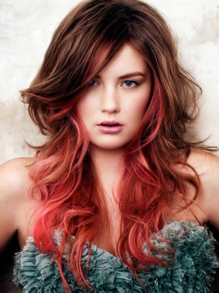 Hair Color In Style Hairstyle & Haircolor Latest Girls Hair Style Color
