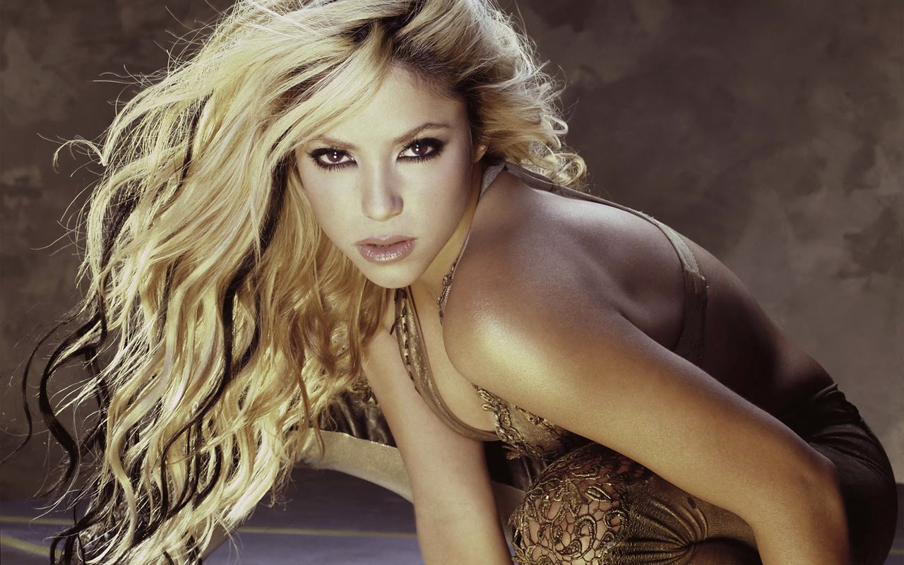 Shakira Wallpapers | Hd Desktop Wallpaper Shakira