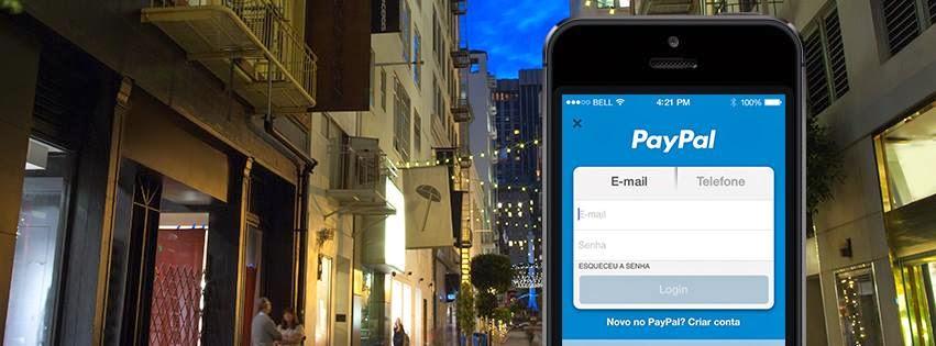 Como ter uma conta no Paypal Brasil ser um cartão de crédito convencional