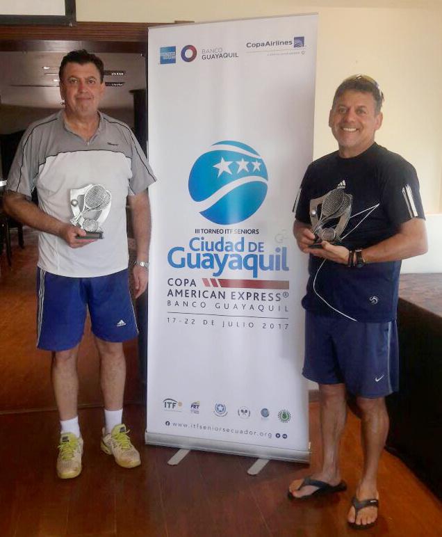 ITF SENIORS G2-CIUDAD DE GUAYAQUIL