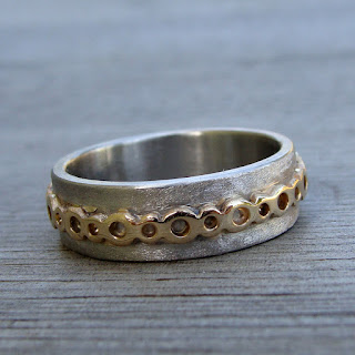 artisan wedding bands