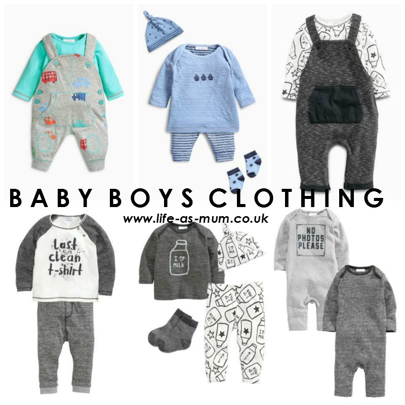Baby Clothes with NEXT