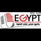 Listening Egonair Radio راديو مصر علي الهو