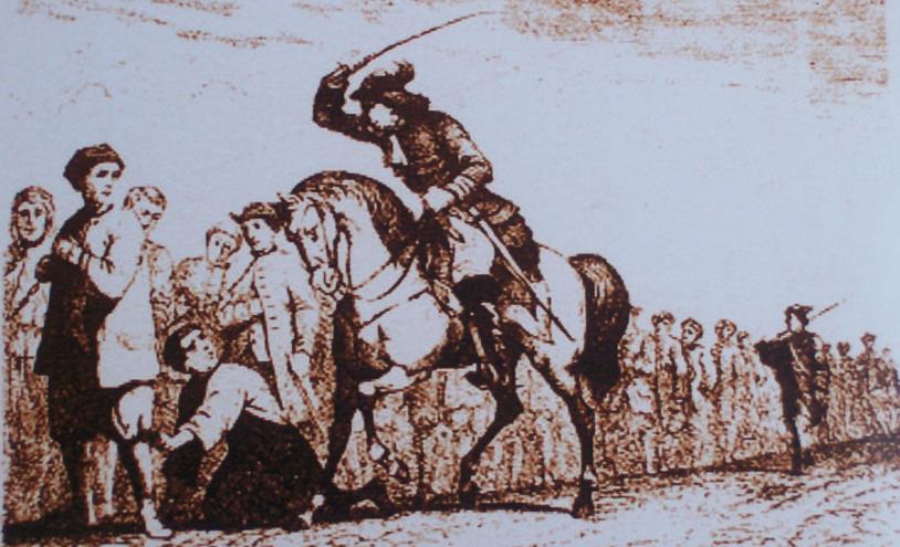"""LA REDADA Y EL PROYECTO DE """"EXTERMINIO"""" DEL PUEBLO GITANO EN LA ESPAÑA DE 1749"""