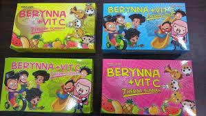 BERYNA + VIT C