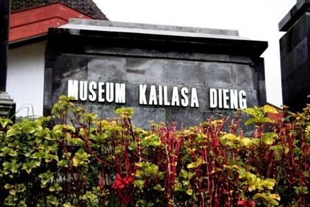 Museum Kailasa Dieng, Banjarnegara.