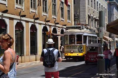 трамвай 28 Лиссабон