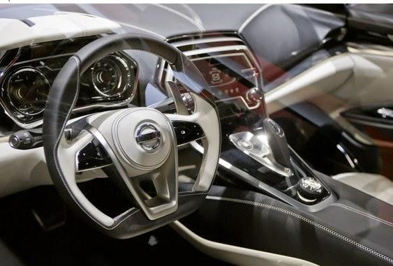 2015 Nissan Silvia s16 Release interior