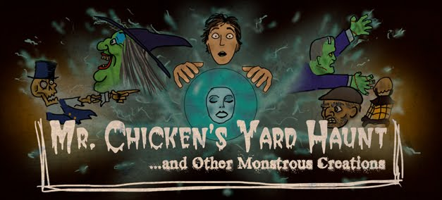 Mr. Chicken&#39;s Haunt