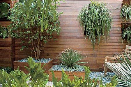 Mirian decor um jardim na parede for Que planta para muro exterior vegetal