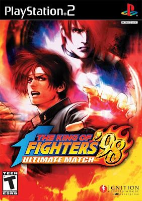 The King of Fighters '98 Ultimate Match PS2