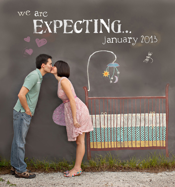 como anunciar embarazo