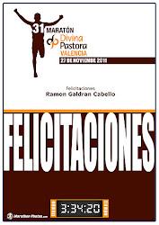 Maratón Valencia 2011