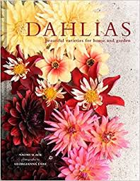 My book on Dahlias