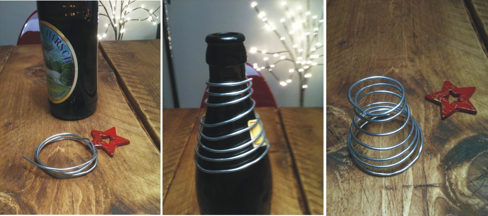 Lampade Filo Alluminio : Lampade con filo colorato e creativo ...