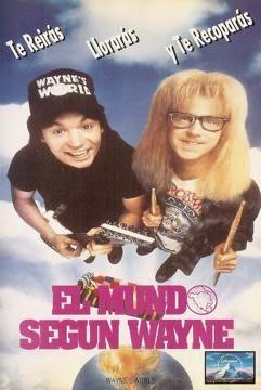 descargar El Mundo de Wayne en Español Latino