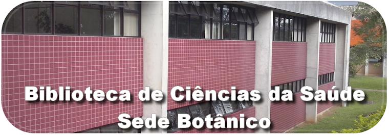 Biblioteca Saúde Botânico UFPR