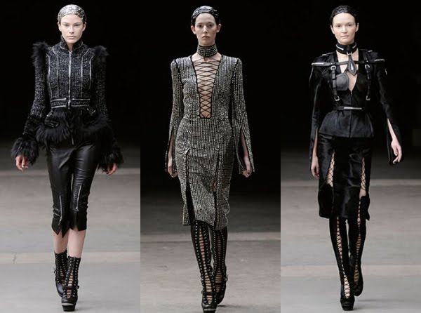 This Trend Known As Haute Goth Brought Gothic Style To The Mainstream Fashion World Finally Giving It Attention Deserved