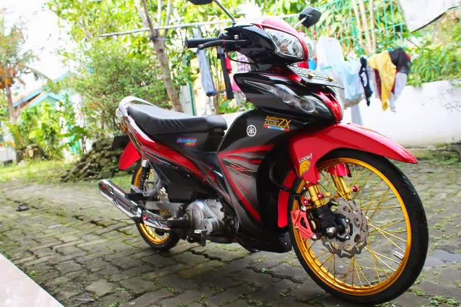 Top 8+ Foto Modifikasi Yamaha New Jupiter Z1