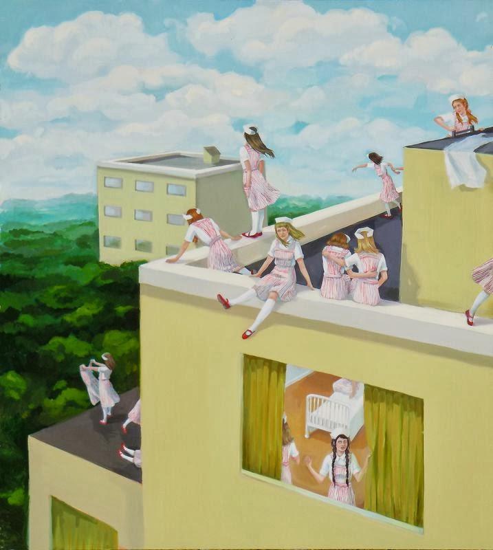 ©Zoe Hawk. Pintura | Paintings