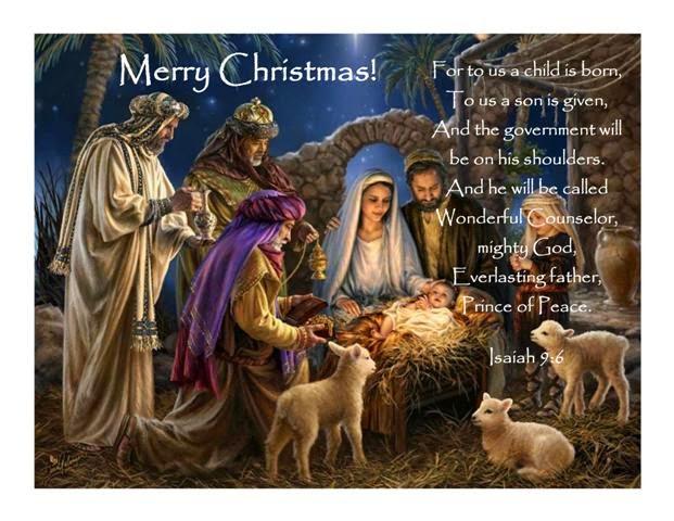 Catholic merry christmas