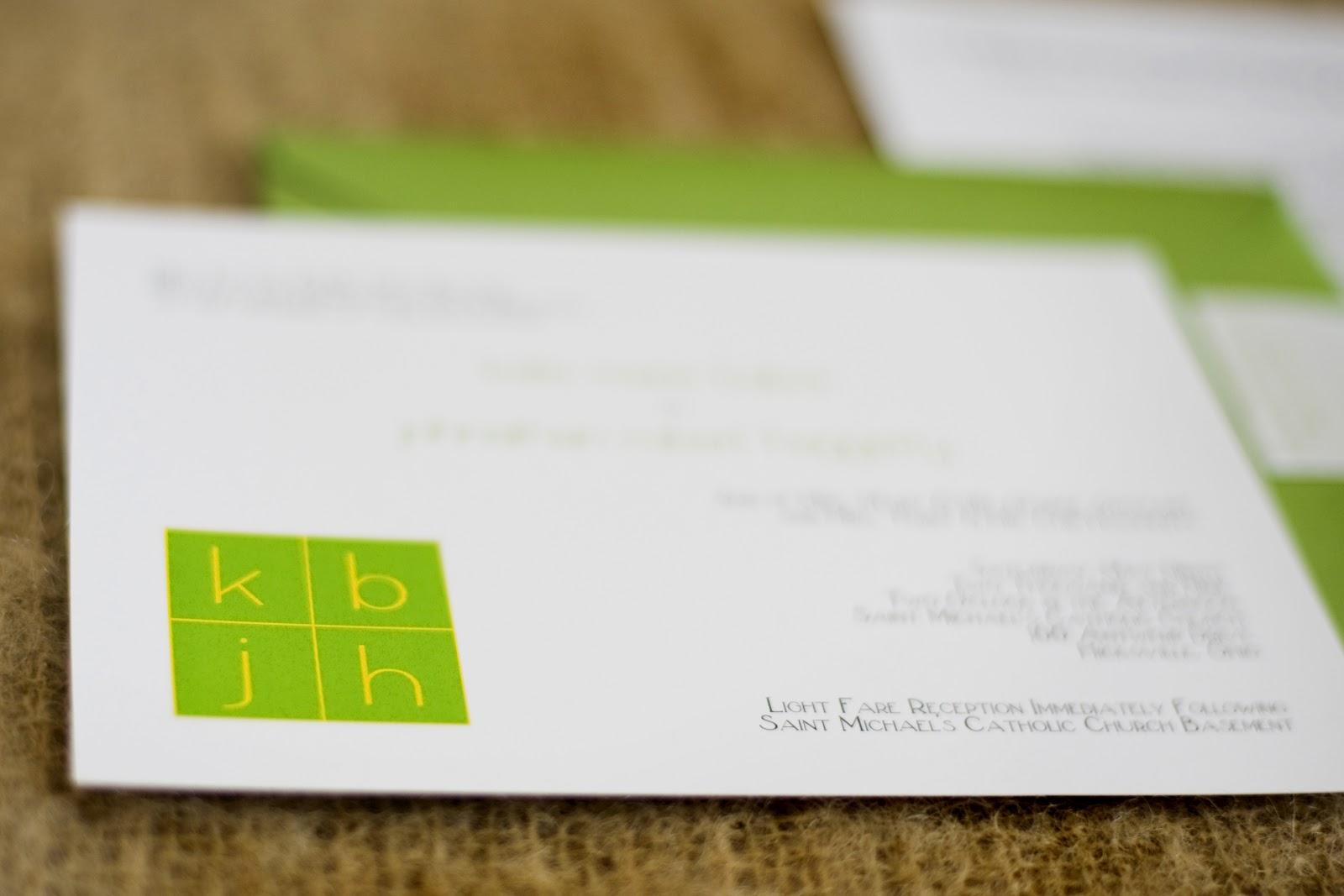 Baci Designer: Wedding Wednesday | Katie + John\'s Custom Wedding ...