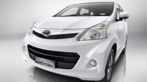 Gambar Mobil Toyota Avanza Terbaru