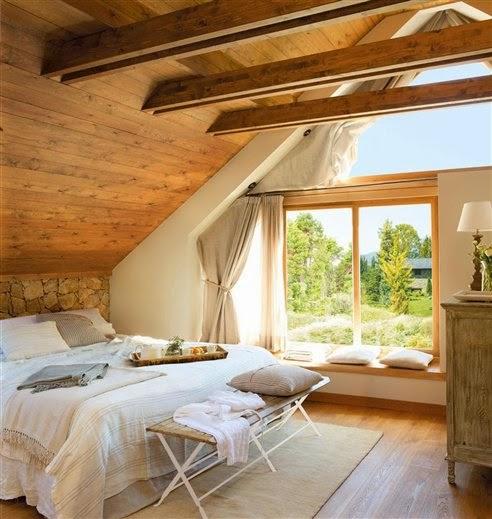Gallart grupo el blog suelos y puertas de madera en for Decoracion de habitaciones de matrimonio rusticas